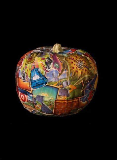 Modern Art Pumpkins: From Louis Vuitton to Graffiti