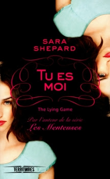 Couverture The Lying Game, tome 1 : Tu es moi