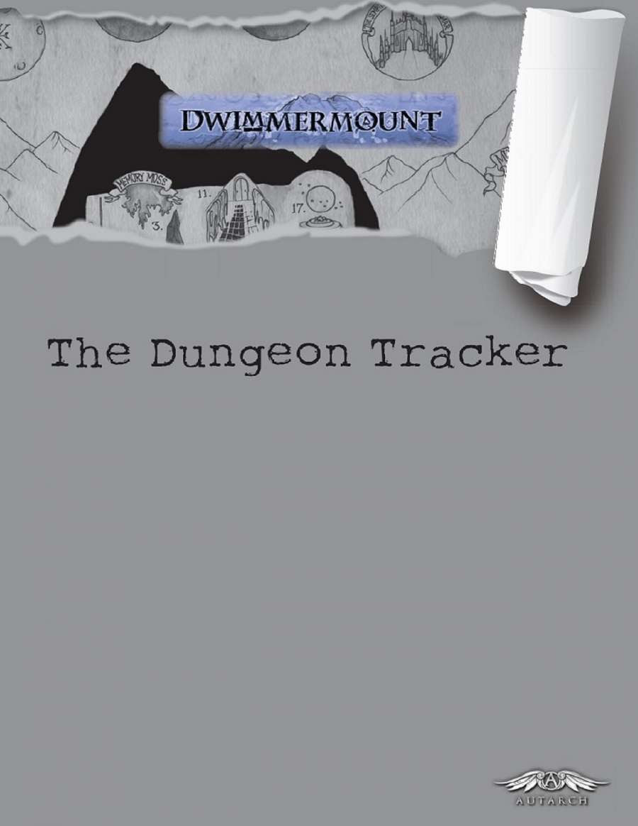 Dwimmermount Dungeon Tracker