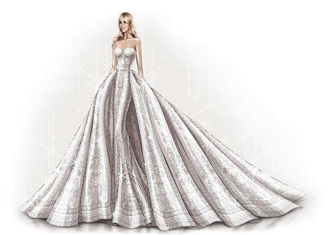 Sofia Vergara's Wedding Dress, as Told by Zuhair Murad   Vogue