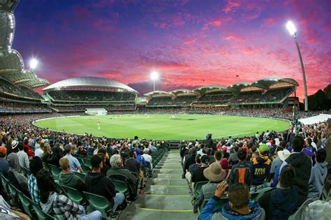 Australias Adelaide Oval Offers To Host ViratAnushka Wedding