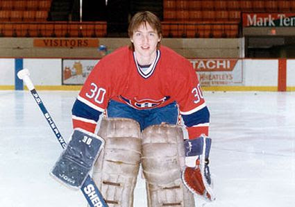 Patrick Roy Sherbrooke Canadiens, Patrick Roy Sherbrooke Canadiens