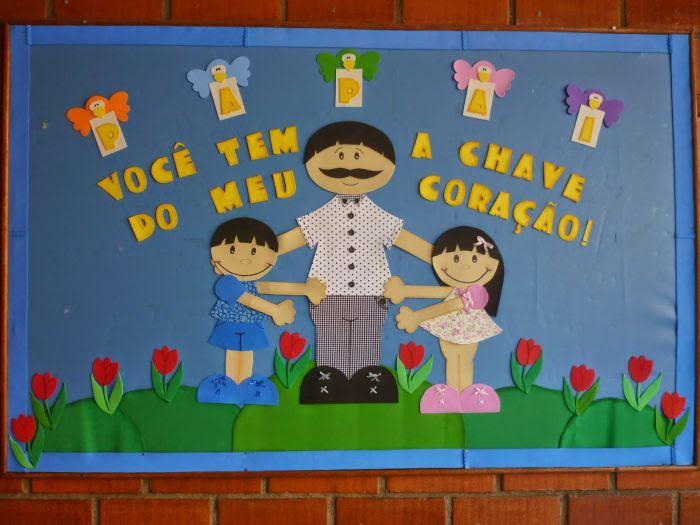 Tipos De Mural Escolar