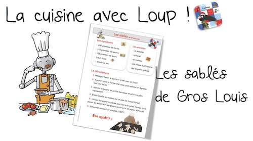 Loup Qui Bout De Gomme