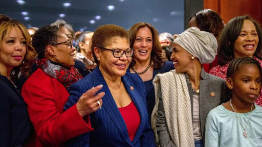 Avatar of EXCLUSIVE: Dolores Huerta on Backing Karen Bass over Kamala for VP – 1500 Mathematicians Refuse to Work on Predictive Police...