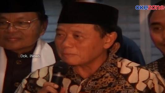 Detik-detik Harmoko Tutup Usia di RSPAD Gatot Soebroto : Okezone Nasional