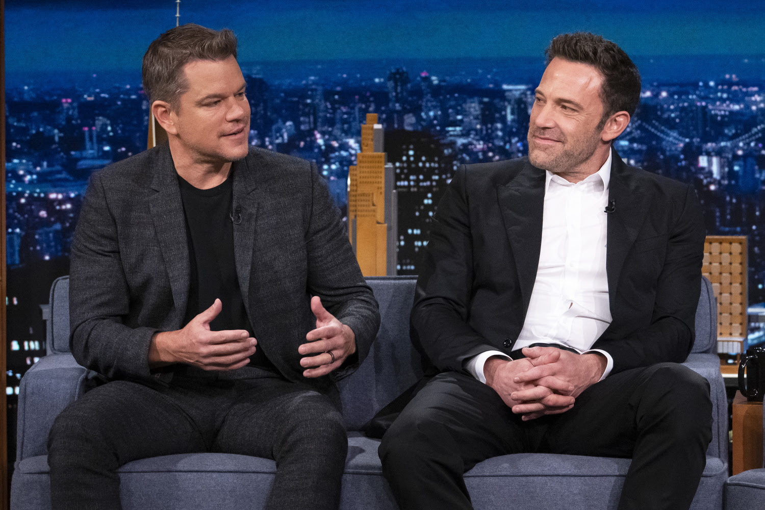 Ben Affleck and Matt Damon Explain Why Good Will Hunting 'Put Us Off Writing' Together For Years