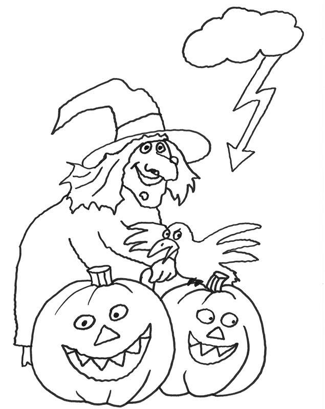 Fantastisch Halloween Werwolf Malvorlagen Ideen ...