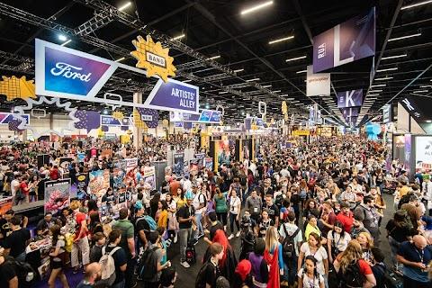 Ccxp 2018 Comic Con Experience