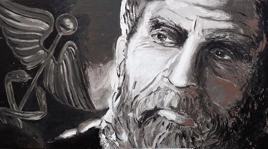 Ιπποκράτης, ο πατέρας της ιατρικής - Πίνακας από τον Πήτερ Ένγκελς