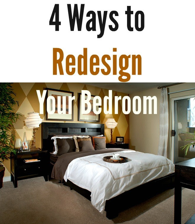 4 Ways to Redesign Your Bedroom by Urban Naturale