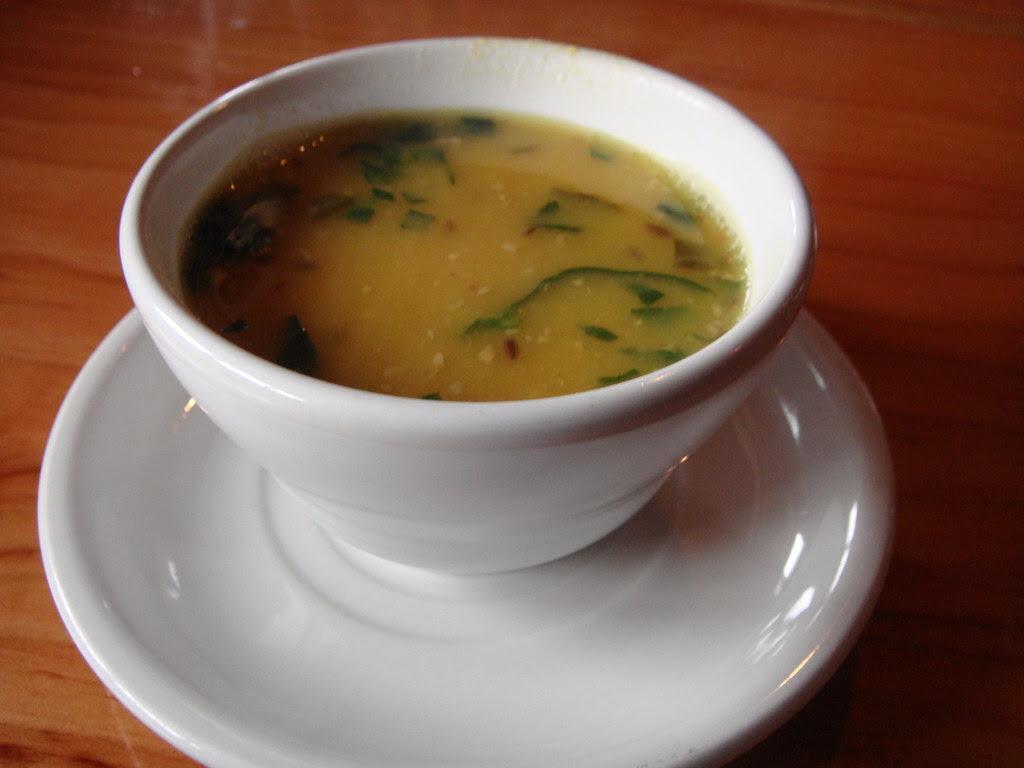 Dal - yellow lentil soup