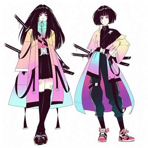 fashionhunters  vinneart    anime art