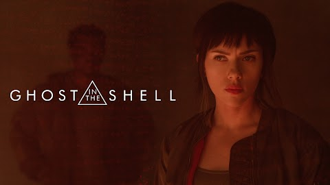 Ghost In The Shell 2017 Film Trailer