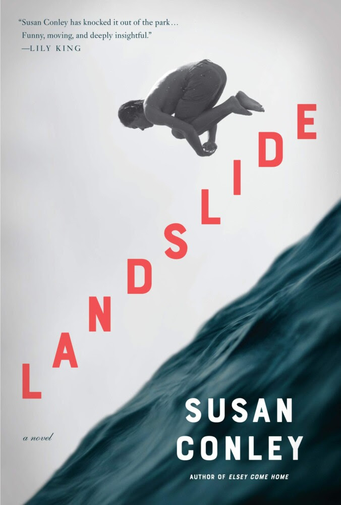 BUSHNELL ON BOOKS: 'Landslide' and 'A Backyard Book of Spiders in Maine'