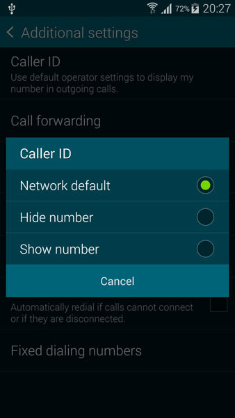 How To Hide Caller ID on Android (Unknown Private Number ...