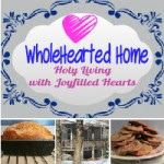 Judith Wholehearted Home