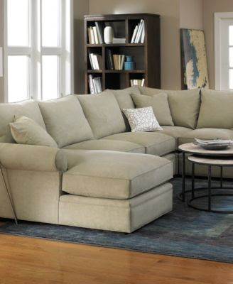 Joyce Fabric Sectional Living Room Furniture Collection
