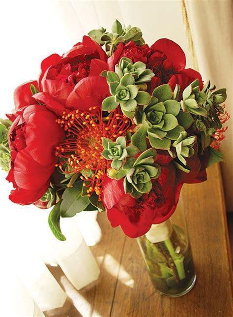 25  Best Ideas about Red Flower Arrangements on Pinterest