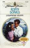 A Summer Storm (Harlequin Presents, #1408)