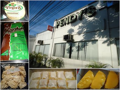 Michi Photostory: Pasalubong from Bacolod, Iloilo and Guimaras