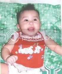 Salwaa's 4 Mos n Her 1 B-Day...
