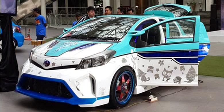Modifikasi Mobil Toyota Avanza Konsep Ceper - Modifikasi ...