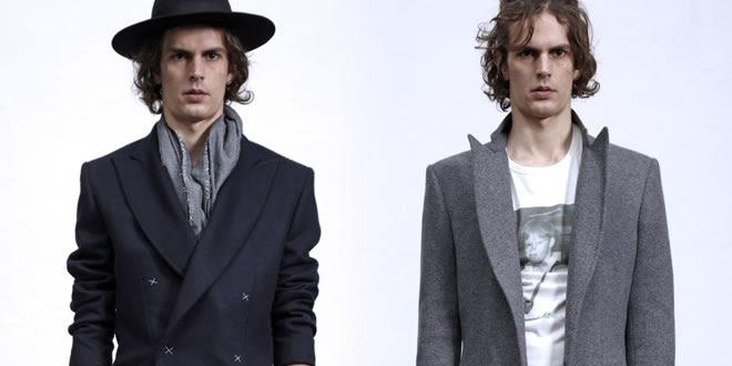 Fabio Quaranta AW12 Clothing Collection