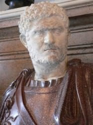 Roman Emperor Caracalla (Mary Harrsch (Photographed at the Capotoline Museum, Rome))