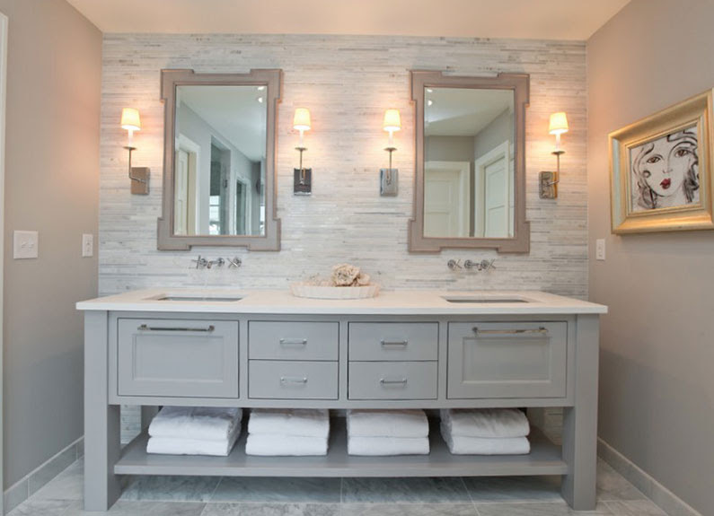 Bathroom Bathroom Decor Plain On Throughout 30 Quick And Easy Decorating Ideas Freshome Com 26 Bathroom Decor Marvelous On Throughout Best Plants To Decorate Your Modern Bath With Greenery 29 Bathroom Decor