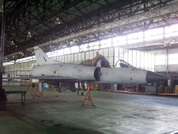 Argentino_abandono Mirage III