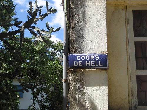 Hell road Madagascar