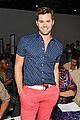 andrew rannells tommy dorfman buddy up at parke ronen show 02