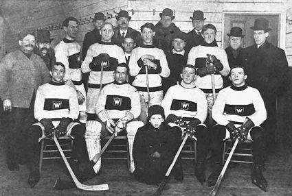 1906 Montreal Wanderers team, 1906 Montreal Wanderers team