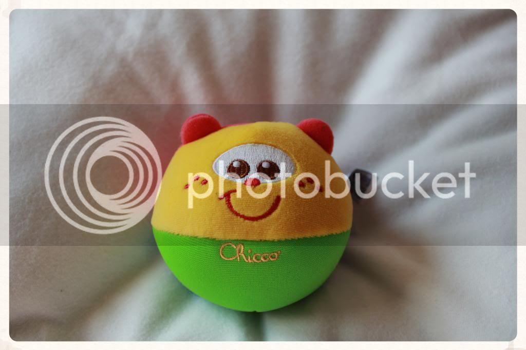 Rasselball von Chicco