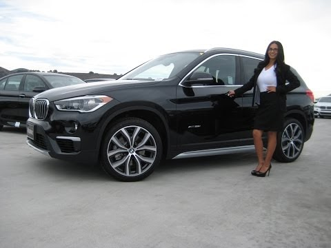 2016 BMW X1 xDrive 28i walk around video review