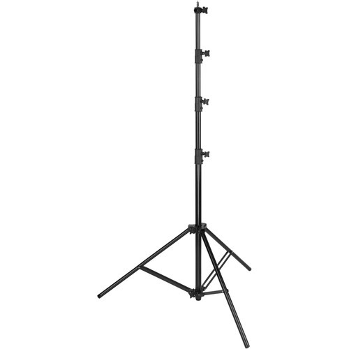 Impact Air Cushioned Heavy Duty Light Stand, Black - 13' (4m) –