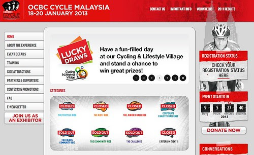OCBC Cycle Malaysia 2013