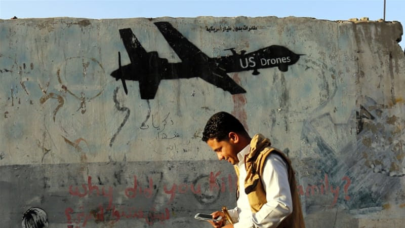 At least 30 civilians have been killed in US ground raids and drone attacks in Yemen this year, says rights group [File: EPA]