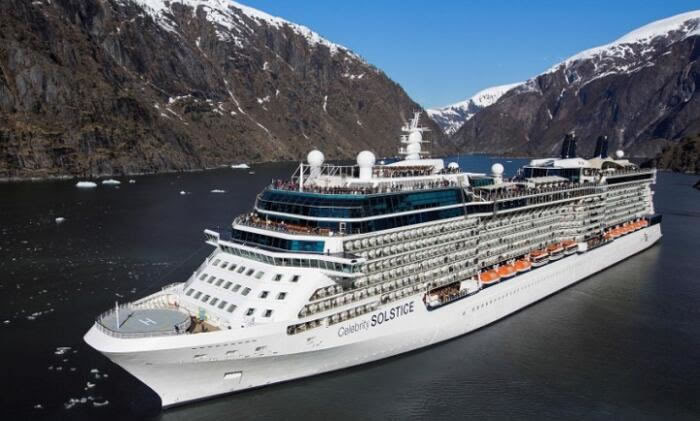 Image result for Celebrity Cruises that sailed from Seattle to Alaska.