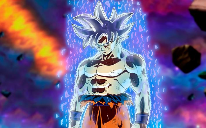 Goku Ultra Instinct Hd Wallpaper 4k Gambarku