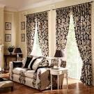 Future House Design: Window Curtain Living room Ideas