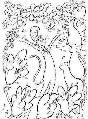 happy birthday dr seuss coloring pages at getcolorings  free printable colorings pages to
