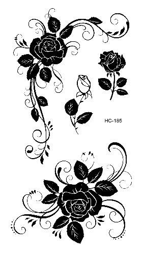 100 Gambar Bunga Mawar Kartun Hitam Putih Paling Keren Gambar Bunga