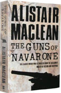The Guns of Navarone by Alistair MacLean
