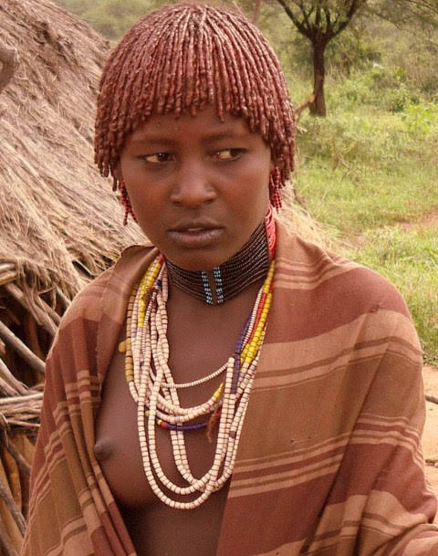 Hamer Tribe - Omo Valley, Southern