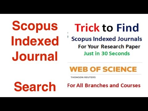 How to Find Best Journal for Mathematics in Scopus with Current Indexing