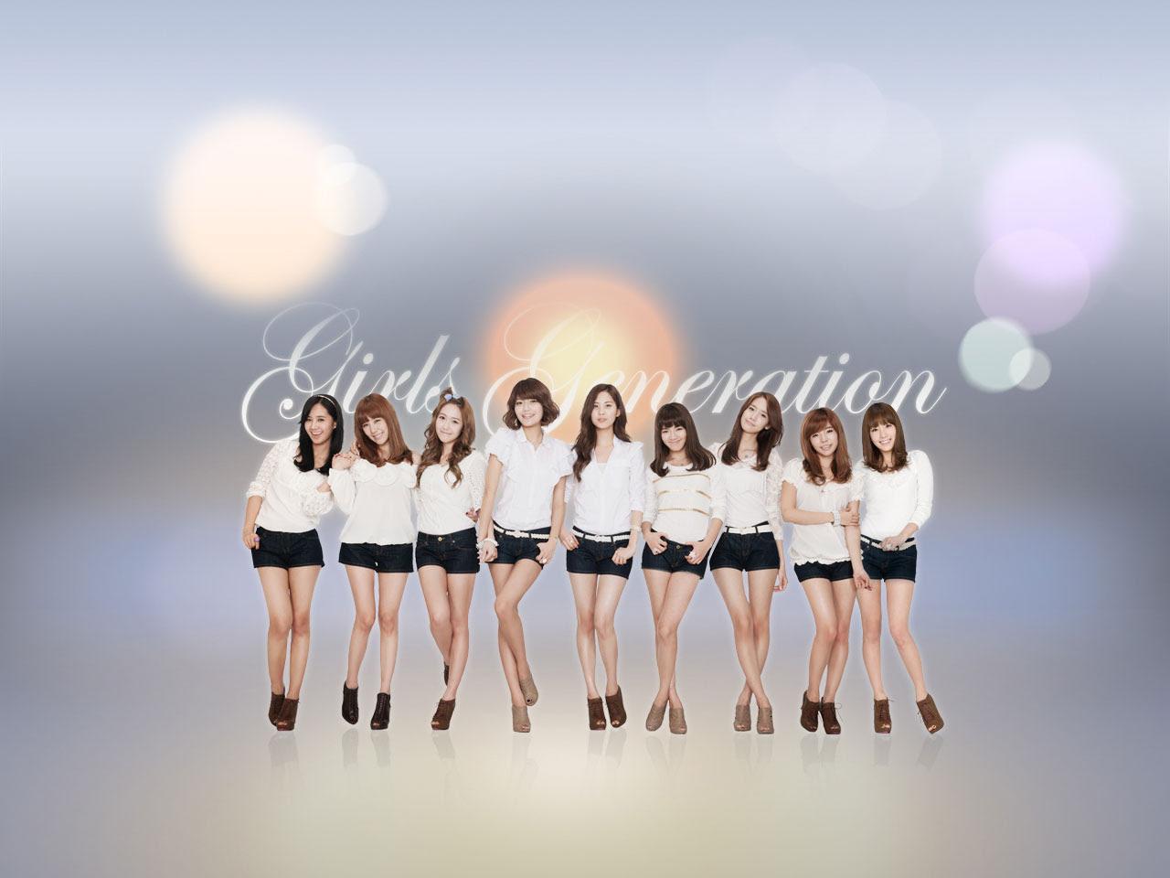 خلفيات Girls Generation ŝŋ๑ฬ Qมyeyeห