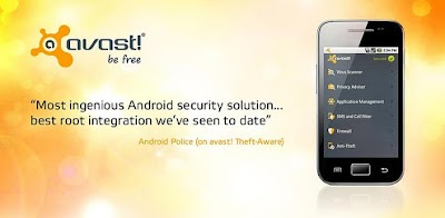 avast on android