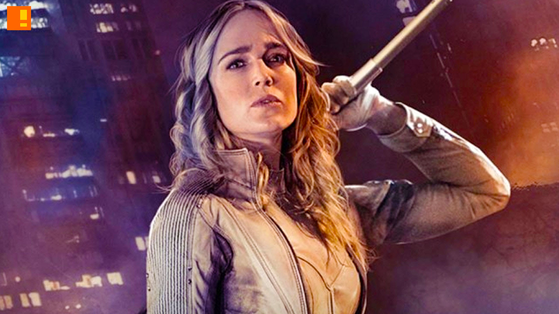 Dc S Legends Of Tomorrow White Canary Promo The Action Pixel